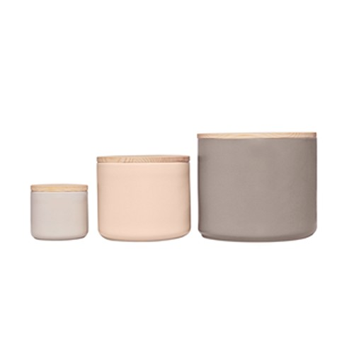 Totem Canisters - Set A