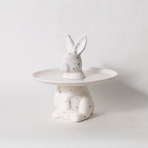 Rabbit Cake Stand Wholesale