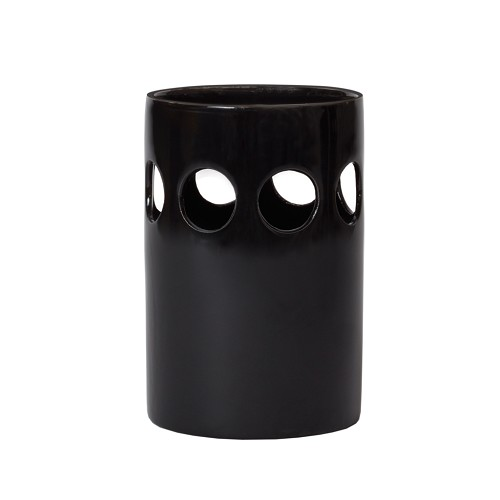 Brasilia Votives B - Matte Black